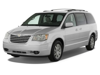 6 passenger Mini Van