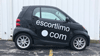 smart car for Escort Limousine Service